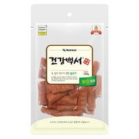 (유통기한21.10.06)카길 강아지 간식 건강백서 야들야들 소 120g