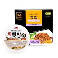 애견비책 햇밥 소고기 120g