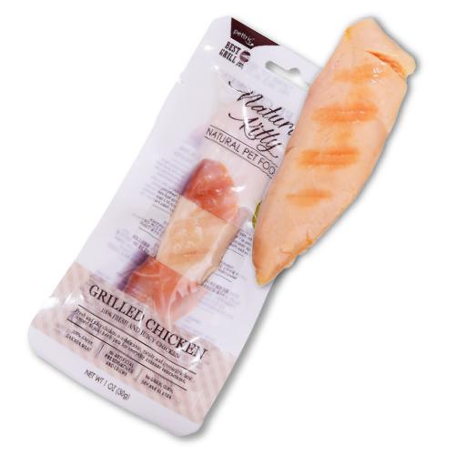 네츄럴키티 고양이 간식 그릴 닭고기 30g