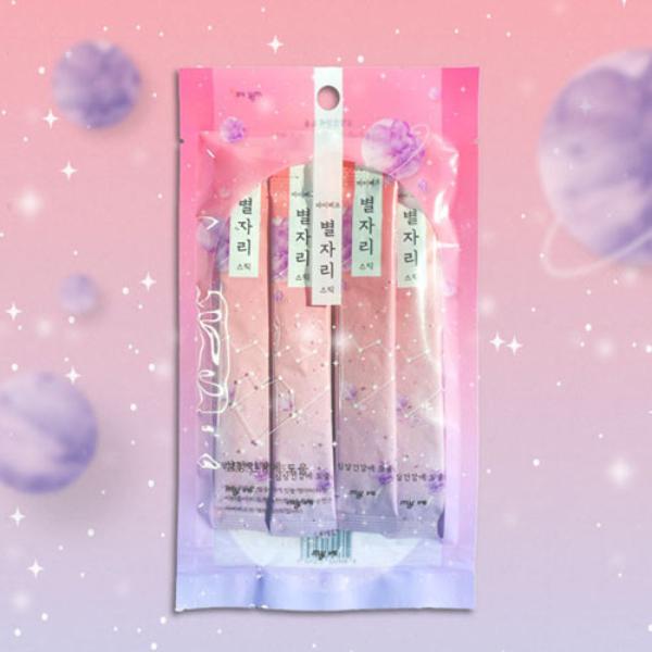 별자리스틱 고양이 간식 심장건강 15gX4개