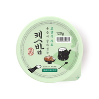 캣밥 고양이 수제사료 황태 오리 연어 120g
