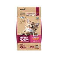 (유통기한21.08.20)뉴트리플랜 고양이 사료 고양이키튼 플러스 1.5kg