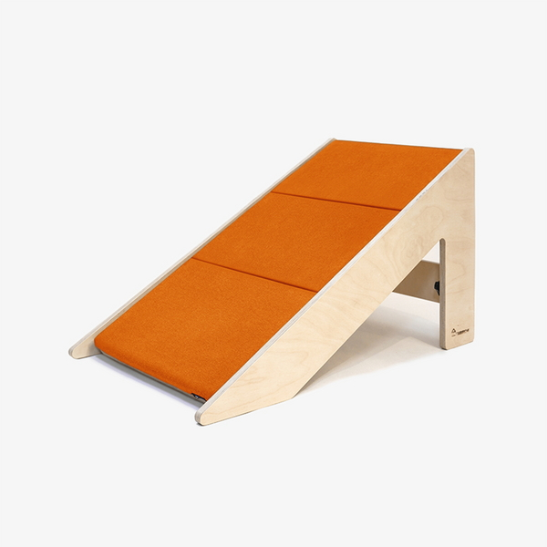 팀비리체 2in1 계단 겸 슬라이드 오렌지