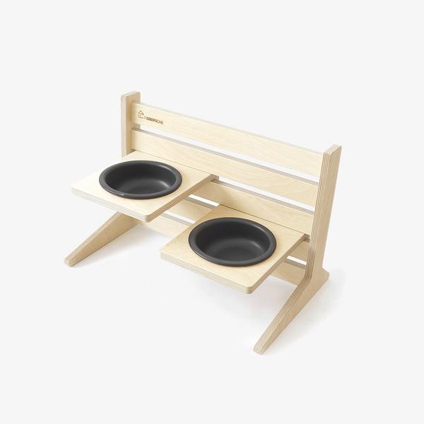 PET TABLE SET - BLACK