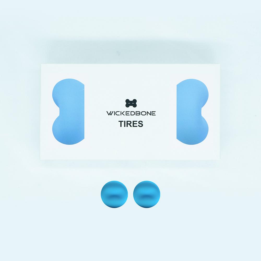 위키드본 타이어 - 블루