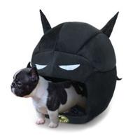 유앤펫 강아지 하우스 배트맨 방석 하우스