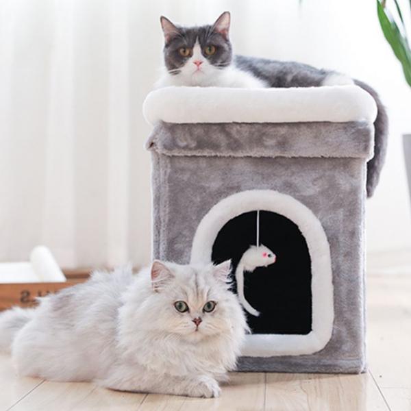 예펫 강아지 고양이 숨숨 집 방석 하우스