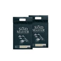 샌드마스터 고양이 크랙 두부 모래 녹차 7L X 2포
