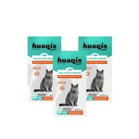휴애니스 고양이 간식 스케일러 플러스 참치 장건강 150g 3개