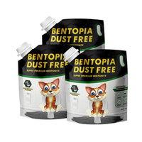 벤토피아 고양이 모래 더스트프리 무향 6.35kg 3개