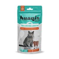 (유통기한21.07.22)휴애니스 고양이 간식 스케일러 플러스 참치 장건강 25g