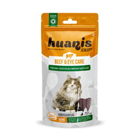 (유통기한21.07.22)휴애니스 고양이 간식 스케일러 소고기 눈건강 25g