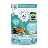 (유통기한21.11.20)와일더해리어 팜 인섹트 어덜트 하이포알러지 강아지 눈물 사료 3kg