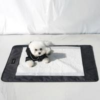 루이까몽 두다 강아지 배변보조패드 배변판 양면방수 식기매트 2가지 활용