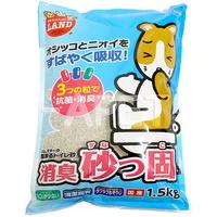 마루칸 소동물 화장실 모래 1.5kg