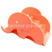 뉴에이지 햄스터 코끼리 슬라이드 핑크(NA-H063)