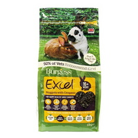 버지스 엑셀 오레가노 토끼사료2kg