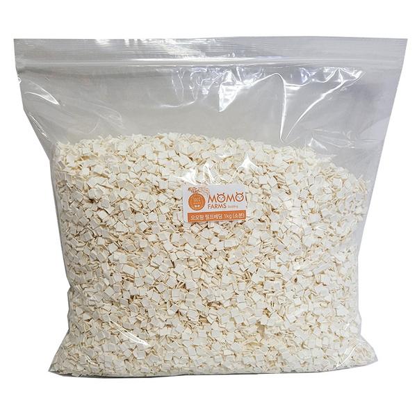 모모팜 천연펄프베딩 1kg(소분)
