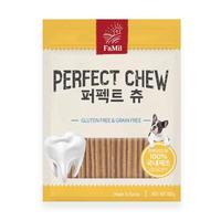 (유통기한21.02.03)파밀 강아지 간식 퍼팩트 츄 애견껌 100g