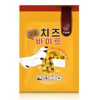 (유통기한21.07.07)파밀 애견간식 치즈바이트 100g