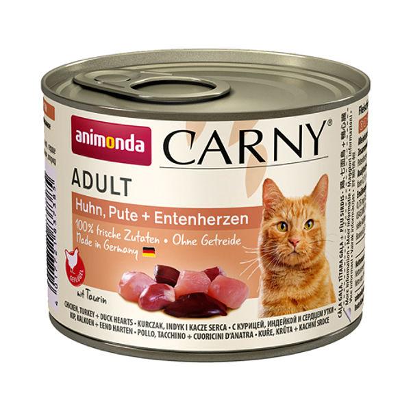애니몬다 카니 고양이 습식 캔 6개 묶음