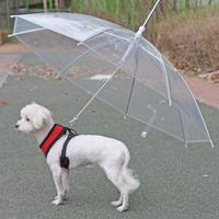 퍼피아 반려동물용 투명 우산