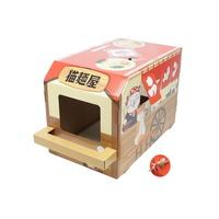 캐티맨 라멘 고양이 박스 장난감