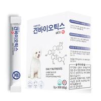 (유통기한21.10.09)헬로마이펫 강아지 영양제 유산균 30포