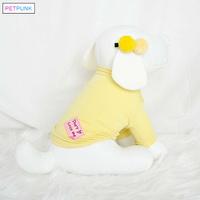 펫펑크 강아지 고양이 포그니 내복 옐로우 XS~2XL