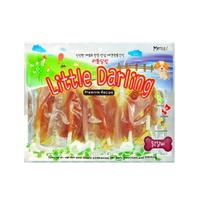 리틀달링 강아지 간식 닭갈비 사사미 300g