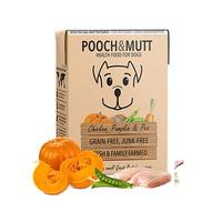푸치앤머트 강아지 습식사료 치킨 호박 완두콩 375g (4팩이상구매시 1팩무료증정)