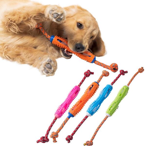 리스펫 강아지 치석관리 장난감 브러쉬인터그
