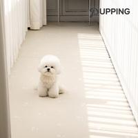 [퍼핑] 펫매트 복도타입 견종디자인 (240X110X0.6cm) 5종택1