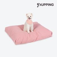 [퍼핑] 펫방석 핑크 (커버분리형)