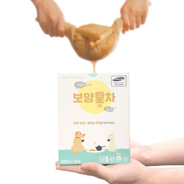 더메이드 강아지보약 보양황차 80ml x 7ea