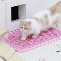 뽀로로펫 2in1 고양이 스크래쳐 사막화방지매트