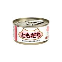 토모다찌 고양이 캔 참치 치킨 80g