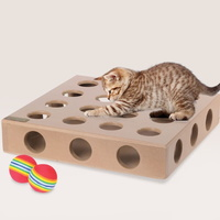 모던캣 보물찾기 고양이장난감 (대)