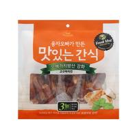 (유통기한21.08.14)웅자오빠가만든 맛있는 수제간식 고구마치킨 250g