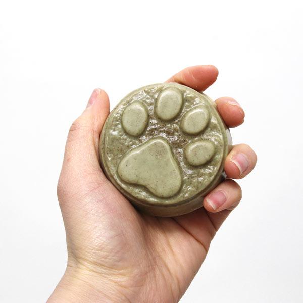 반려동물 샴푸바 곰이의 천연비누