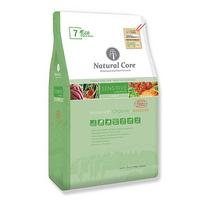 (특가)네츄럴코어 유기농 애견사료 에코7 센시티브 솔루션 양고기 1kg