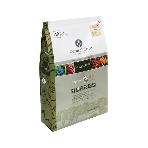 네츄럴코어 유기농 애견사료 에코10 베지테리언 6kg