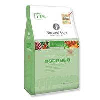 (유통기한21.02.25)네츄럴코어 유기농 애견사료 에코7 센시티브 솔루션 양고기 6kg