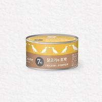 (유통기한21.08.13)시니어 닭고기 호박 캔 간식 95g