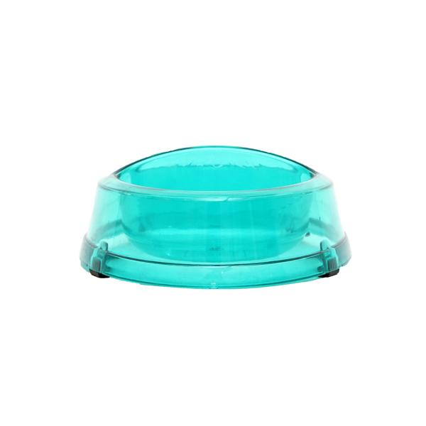 (특가)애니펫 투명 쌍식기(색상랜덤)