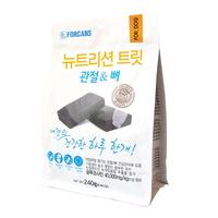강아지 영양간식 포켄스 뉴트리션트릿 (관절 뼈) 30p