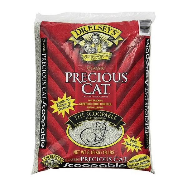 고양이모래 프레셔스캣 클래식 무향 (LT)8.16kg