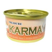 카르마 고양이 캔 가다랑어 치킨 80g 24개입