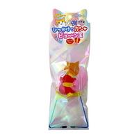 펫츠루트 낚시대 장난감 문고리타입 카샤카샤붕붕 나비