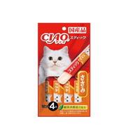 이나바 고양이 챠오스틱 닭가슴살 15g 4개입